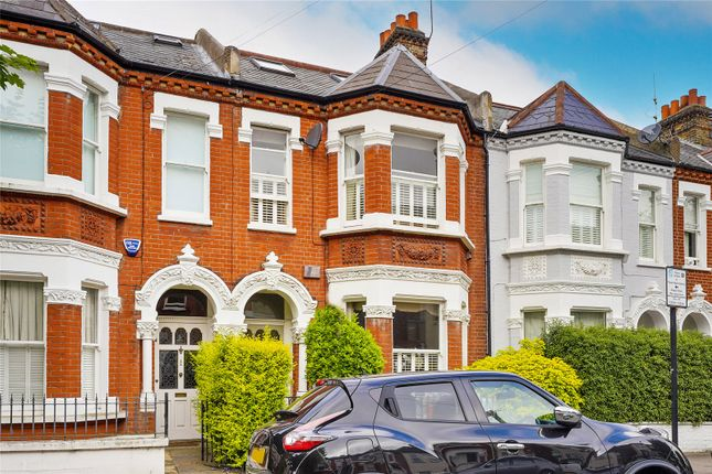 Thumbnail Terraced house to rent in Acris Street, London