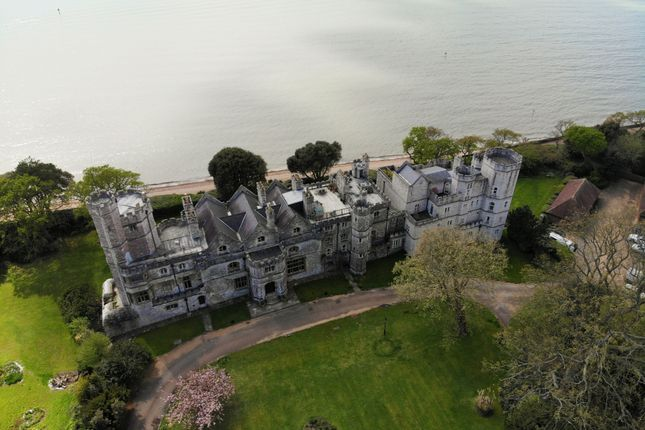 Thumbnail Flat for sale in Netley Cliff, Victoria Road, Netley Abbey, Southampton