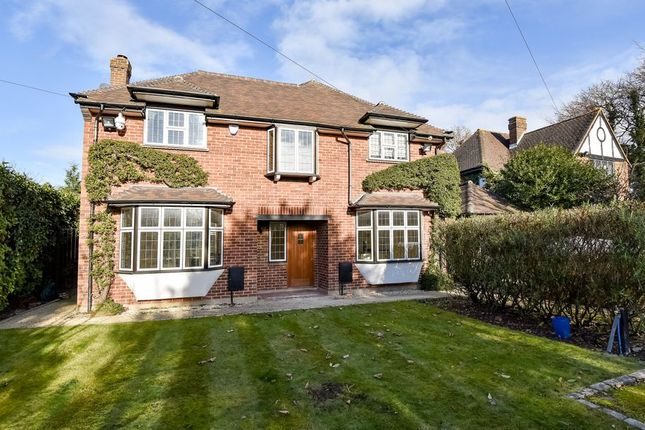 Thumbnail Detached house to rent in Red Hill, Denham, Uxbridge