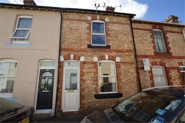 Thumbnail Terraced house to rent in Prospect Terrace, Newton Abbot, Devon.
