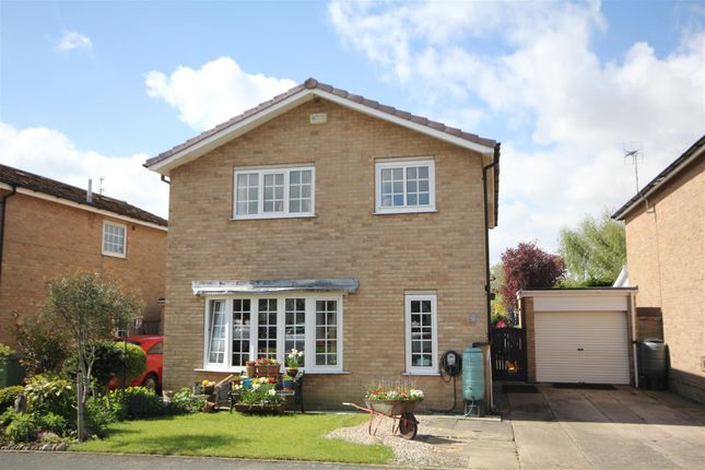 Thumbnail Detached house for sale in Horsfield Way, Dunnington, York