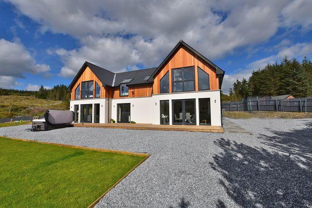 Thumbnail Detached house for sale in Achnabobane, Spean Bridge