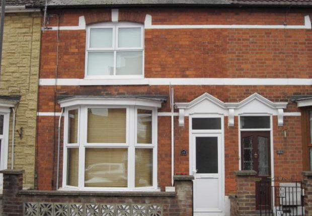 Thumbnail Terraced house to rent in Spencer Road, Rushden