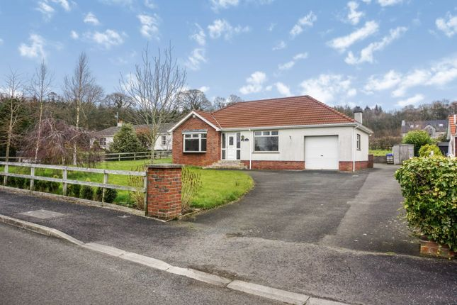 Thumbnail Detached bungalow for sale in Drumnamallaght Park, Ballymoney