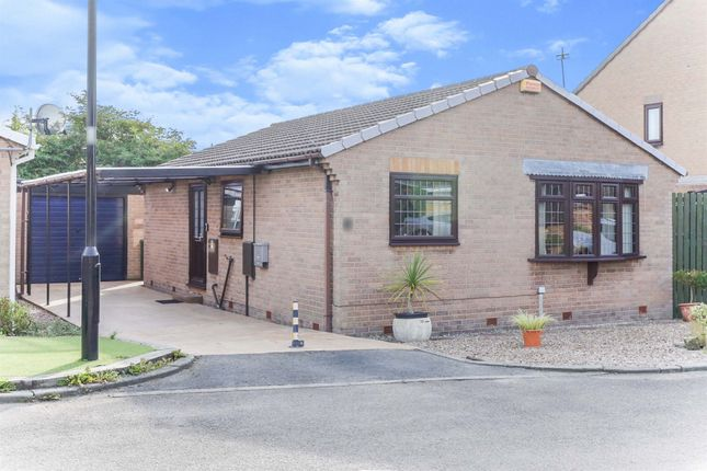 2 bed detached bungalow for sale in Bedgebury Close, Sothall, Sheffield S20