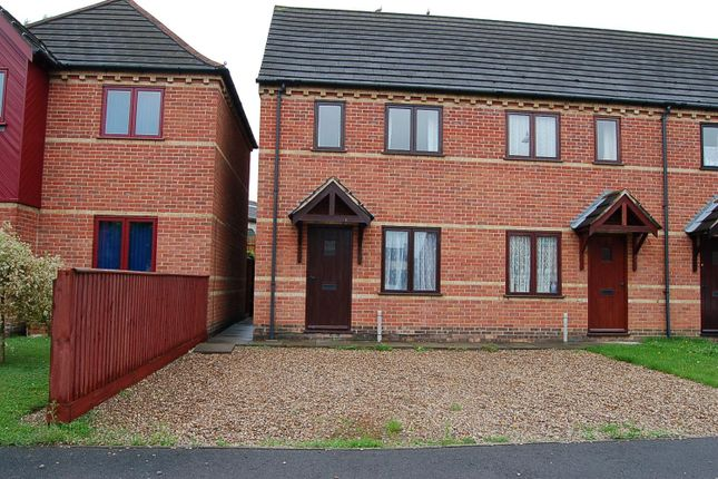 Thumbnail Semi-detached house to rent in Elizabeth Court, Sleaford