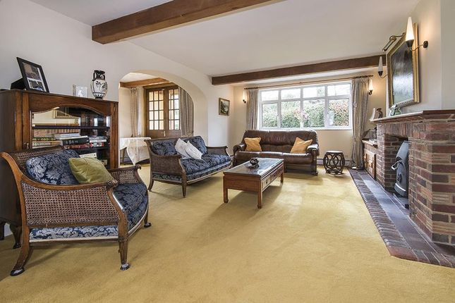 Sitting Room of Hatham Green Lane, Stansted, Kent TN15
