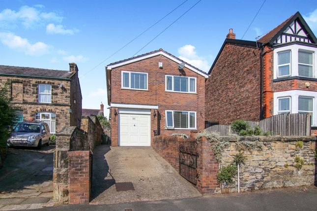 Thumbnail Detached house for sale in Lingdale Road North, Birkenhead