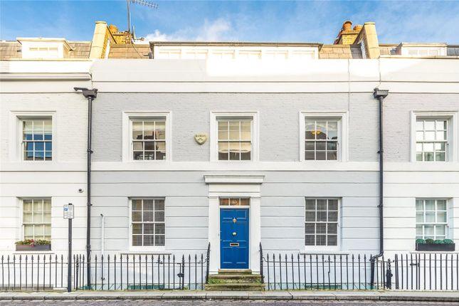 4 bed terraced house for sale in Burnsall Street, Chelsea, London