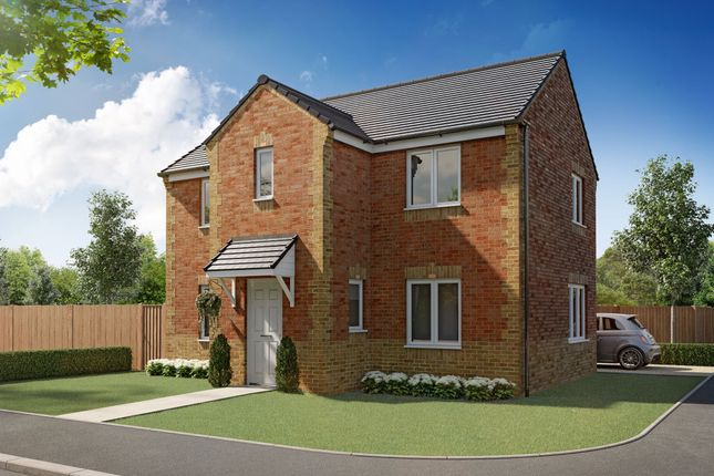 "Thumbnail Detached house for sale in ""Cavan"" at West Moor Croft, Goldthorpe, Rotherham"