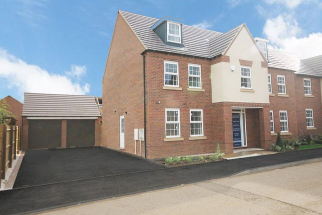 "Thumbnail Detached house for sale in ""Lichfield"" at Allendale Road, Loughborough"