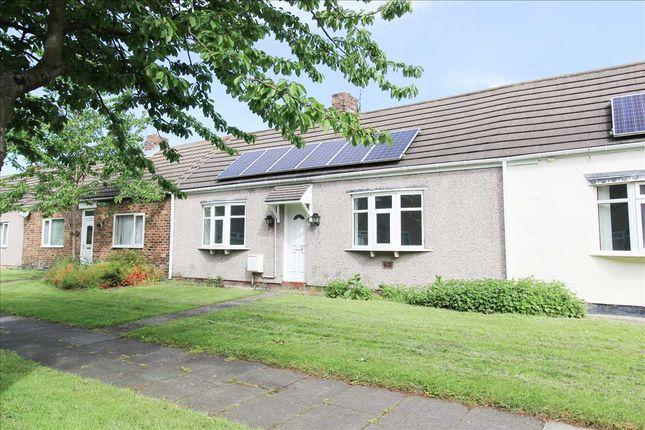 Thumbnail Bungalow to rent in Ridley Street, Klondyke, Cramlington
