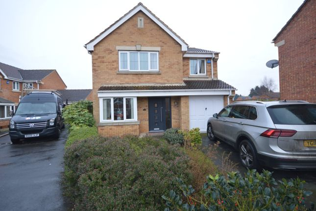 Thumbnail Detached house for sale in Forge Drive, Epworth, Doncaster, Lincolnshire