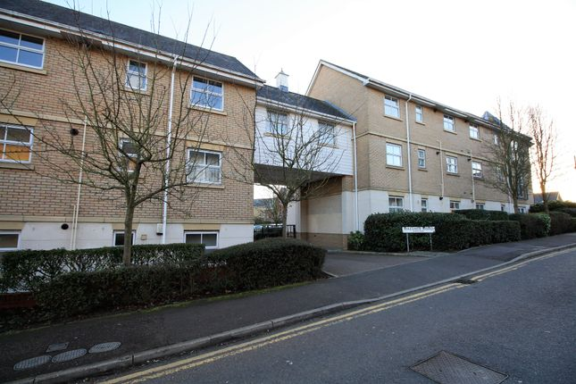 Thumbnail Flat to rent in Wallace Road, Colchester, Essex