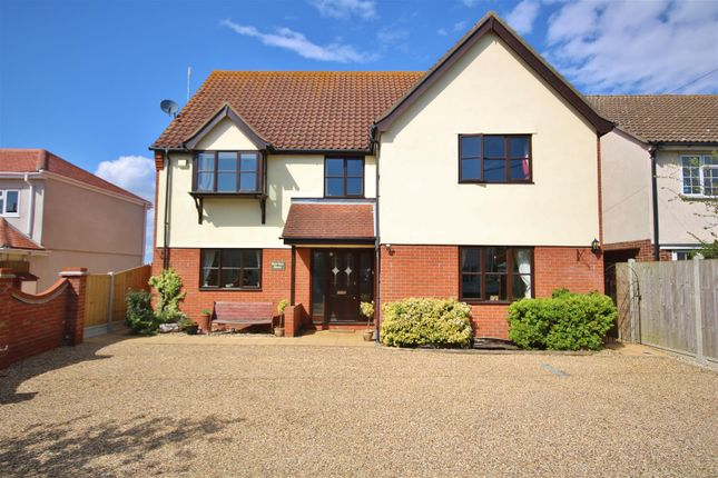 Thumbnail Detached house for sale in Parsonage Lane, Tendring, Clacton-On-Sea