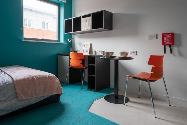 Thumbnail Room to rent in Plato House, Greek Street, Liverpool