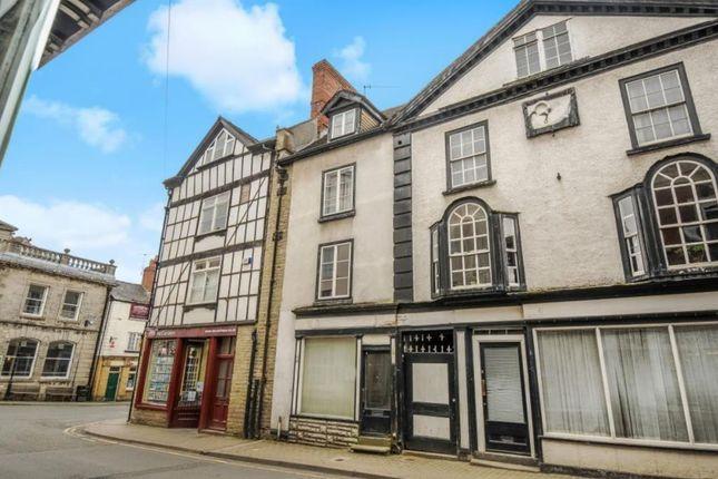 Thumbnail Retail premises for sale in High Street, Kington