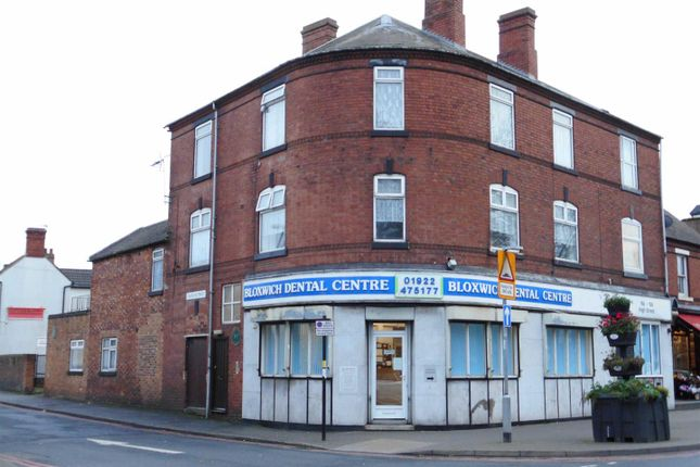 1 bed flat to rent in Church Mews, Church Street, Bloxwich WS3