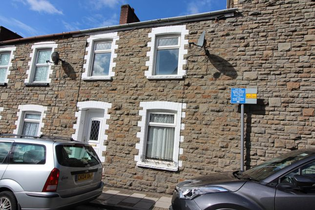 Terraced house for sale in Main Street, Newbridge, Newport