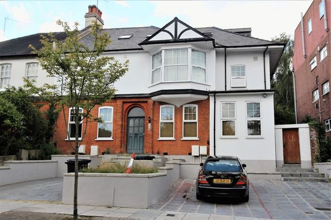 Thumbnail Flat for sale in Holden Road, London