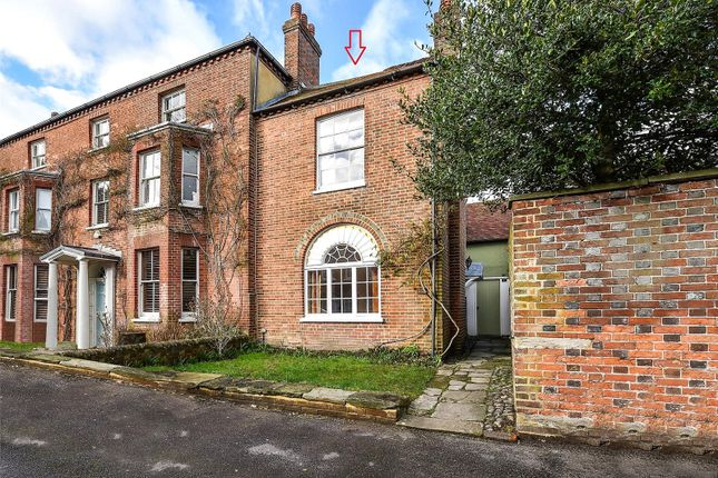 Thumbnail Detached house for sale in Maltravers Street, Arundel, West Sussex