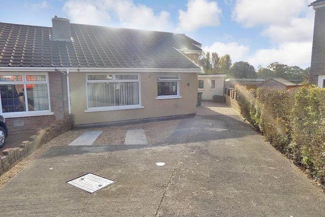 Thumbnail Semi-detached house for sale in Pant-Y-Ffynnon, Pencoed, Bridgend.