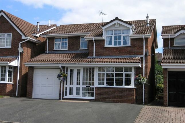4 bed detached house for sale in Flamborough Way, Coseley, Bilston