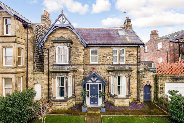 Thumbnail Detached house to rent in Kings Road, Harrogate, North Yorkshire