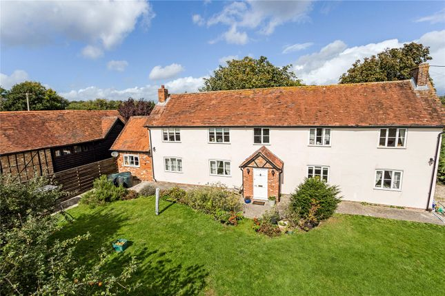 Thumbnail Detached house for sale in Hill Farm, Shop Lane, Leckhampstead, Newbury