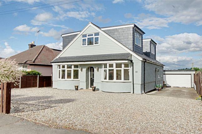 Thumbnail Detached house for sale in Bullfields, Sawbridgeworth, Hertfordshire