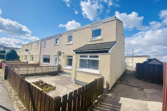 3 bed end terrace house for sale in Mcpherson Crescent, Chapelhall, Airdrie ML6