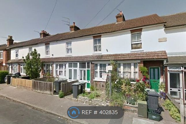 2 bed terraced house to rent in Sussex Road, Tonbridge TN9