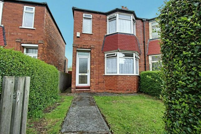 Thumbnail End terrace house for sale in First Lane, Hessle