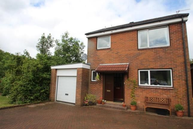 Thumbnail Detached house for sale in Dunvegan Avenue, Gourock, Inverclyde