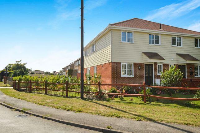 Thumbnail Semi-detached house for sale in Harden Road, Lydd, Romney Marsh