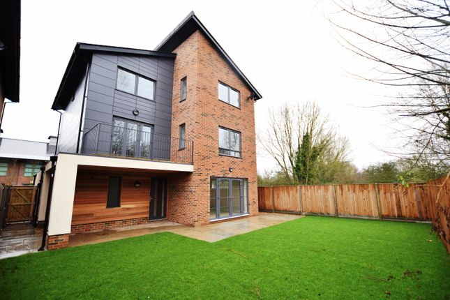 Thumbnail Detached house for sale in Old Maltings Approach, Melton, Woodbridge