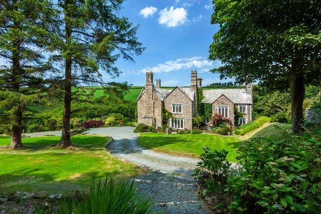 Thumbnail Detached house for sale in Crosstown, Morwenstow, Bude