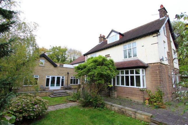 Thumbnail Detached house for sale in 26 Steep Turnpike, Matlock