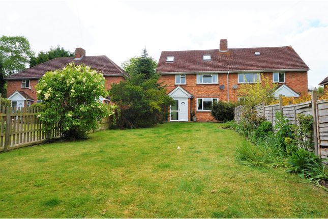 Thumbnail Semi-detached house for sale in Lottage Road, Aldbourne, Marlborough
