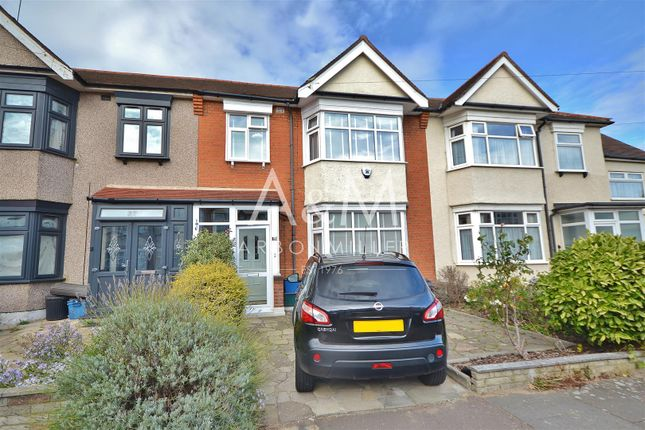 Thumbnail Terraced house for sale in St. Andrews Road, Cranbrook, Ilford