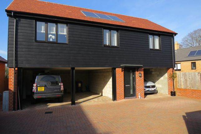 Thumbnail Property for sale in Charlotte Way, Leybourne, West Malling