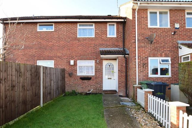 2 bed terraced house for sale in Sherbourne Drive, Barming, Maidstone, Kent ME16