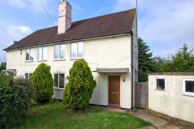 Thumbnail Maisonette for sale in Paget Close, Trumpington, Cambridge