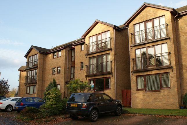 Thumbnail Flat to rent in Elderbank, Bearsden