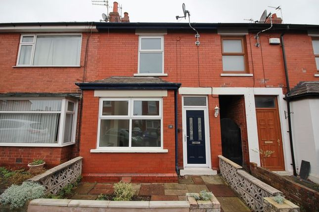 Thumbnail Terraced house to rent in 18 Longfield Place, Poulton-Le-Fylde