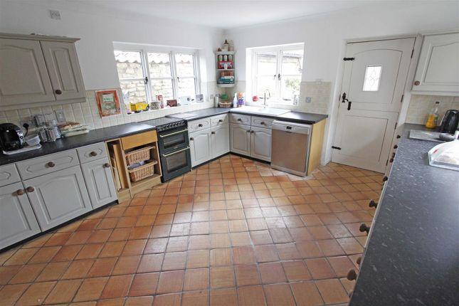 Kitchen of Castle Gate, Castle Bytham, Grantham NG33