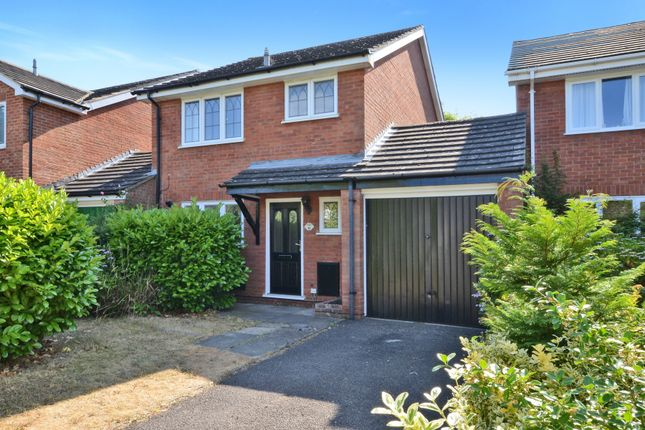 Thumbnail Link-detached house for sale in Barnard Close, Frimley, Camberley