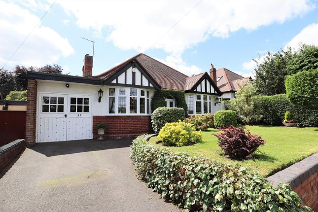 Thumbnail Detached bungalow for sale in Sandy Lane, Tettenhall, Wolverhampton
