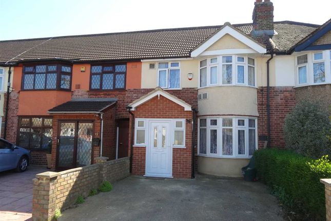 Thumbnail Terraced house for sale in Ash Grove, Heston, Hounslow