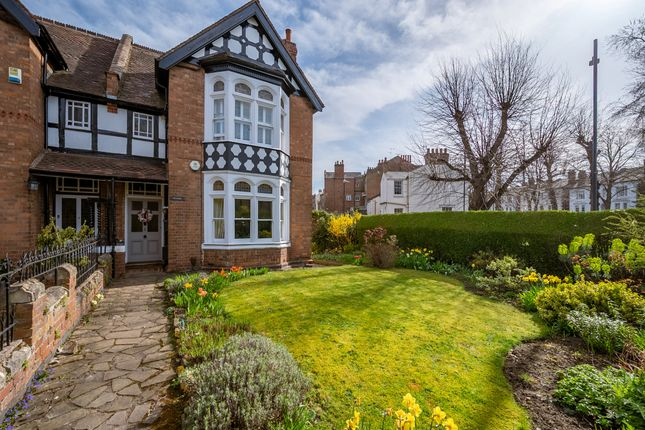 Thumbnail Semi-detached house for sale in Northumberland Road, Leamington Spa